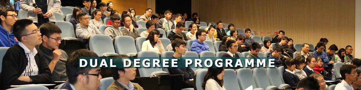 Dual Degree Programme